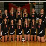 JV Volleyball defeats Pennfield