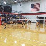 Varsity Volleyball has big win over Harper Creek
