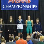 Swimming & Diving Places 11th at State Finals