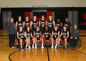 Boys Varsity Basketball 2017-18