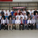 Marshall Boys' Swimming and Diving Team are Academic Team State Champs!