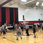Girls 7th Grade B Basketball falls to R.W. Kidder MS (Northwest) 20 – 14