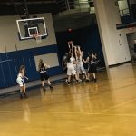 Girls 7th Grade B Basketball falls to Harper Creek MS 27 – 20