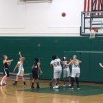 Girls 7th Grade B Basketball beats Pennfield MS 33 – 12
