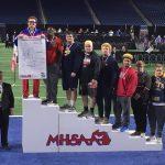 Congrats to Owen Miller! D-2 All-State