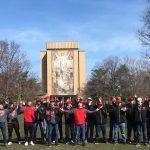 Marshall Varsity Baseball Wins at St. Phil