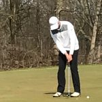 Marshall Varsity Golf finishes tied for 3rd at Coldwater Invitational!