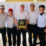 Varsity Golfers – Champions of the Gull Lake Invitational!