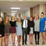 I-8 Senior Scholar Athletes
