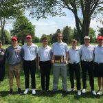 Varsity Golfers are I-8 Champions!