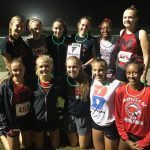 Girls CC Wins at St. Johns