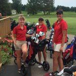 Girls Varsity Golf Places 1st