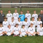 Marshall Junior Varsity Soccer beats Coldwater 1 – 0