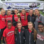 Girls' Cross Country Takes Runner-up Trophy at Bath Invitational