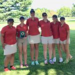 Girls Golf Competes at Coldwater Invitational