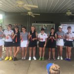Girls Golf Wins Sturgis Invitational