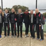 Marshall Girls Place 18th at State Finals