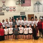 District Champs…Marshall Volleyball