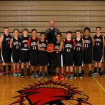 MMS Boys Basketball Team Pictures