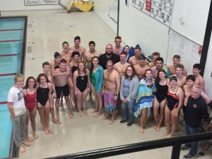 Alumni Swim Meet 2018