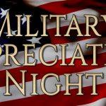 Military Appreciation Night at Basketball Friday December 7th