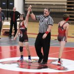 Varsity Wrestling lose to Coldwater