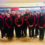 Bowlers Compete at M-66 Baker Tournament