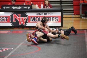 Wrestling I-8 quad at Northwest