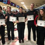 Bowlers Compete at I-8 Singles Tourney