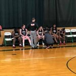 Girls 8th Grade B Basketball beats Jackson Catholic MS 20 – 17