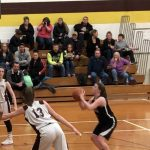 Girls 8th Grade B Basketball beats Western Middle School-Parma 31 – 25