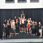 Boys Swim/Dive Team takes 3rd place at State!