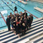 Boys Swim/Dive State team recognized by Board!