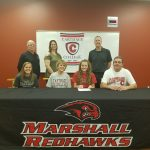 Julia Mathieu Signs with Carthage College