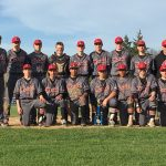 Boys Varsity Baseball beats Clinton at Hillsdale Invitational  10 – 4 to win Championship