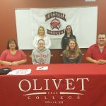 Hall to Cheer at Olivet College