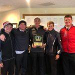 Varsity Golfers Win at Lakeview Invitational!