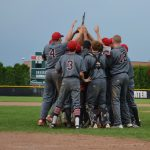 Marshall Baseball Wins District Title for 2nd Consecutive Year!
