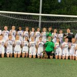 Girls Varsity Soccer are Regional Champs