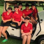 Marshall Girls Golf sweeps the I-8
