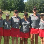 Girls Golf takes 3rd at Mason