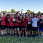 Marshall Boys Cross Country Wins the Barney Roy Invitational