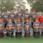 Boys Tennis Celebrates Successful Season