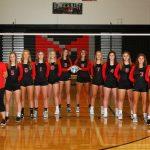 Girls JV Volleyball @ Portage Central Mini Invite