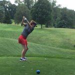 Girls Varsity Golf places 1st in second I-8 Jamboree