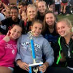 Girls Cross Country Sweeps Springport Invitational