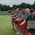 Marshall Girls Golf First Place Win