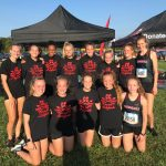 Redhawk Girls Win First I-8 Jamboree