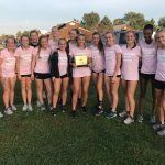 Girls Cross Country Wins Calhoun County Meet