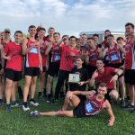Marshall Boys Cross Country Wins County Championship